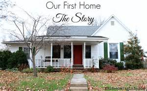 our first home part 1 the amazing story