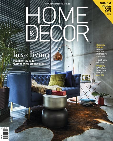 home design magazines singapore home decor singapore