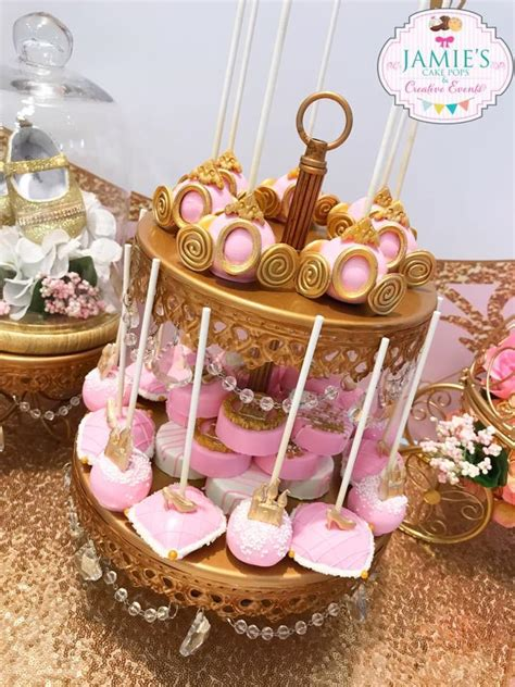 little princess pink and gold baby shower the iced sugar cookie