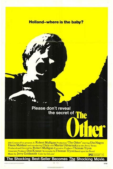 The Other by The Other Poster Imp Awards