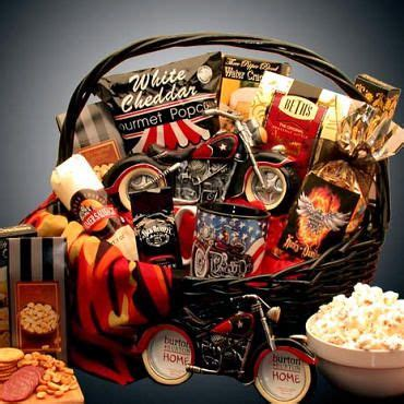 gift basket ideas for him retirement basket ideas for motorcycle gift basket
