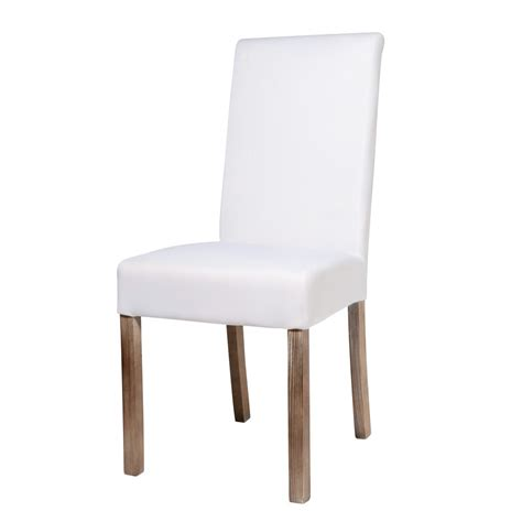 Chaise Margaux Maison Du Monde by Fabric And Wood Chair In White For Covering Margaux