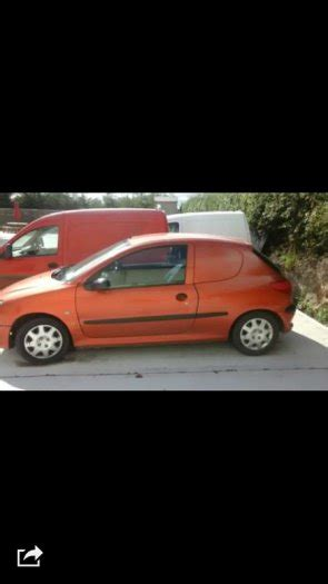peugeot 206 vans for sale 206 for sale in mountrath laois from brianm1987