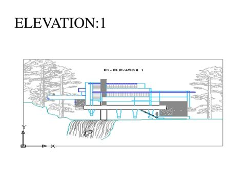 section 20b casestudy of falling water