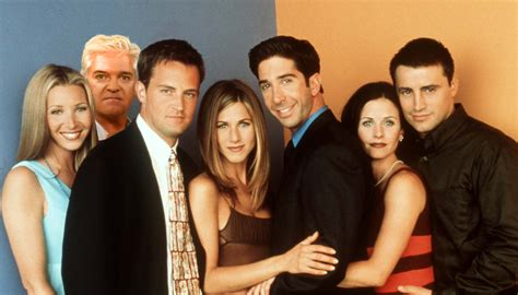 A Friendship S phillip schofield was in friends he revealed all on this