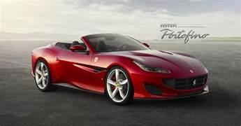 farari car new model portofino capable of unleashing a 600 cv
