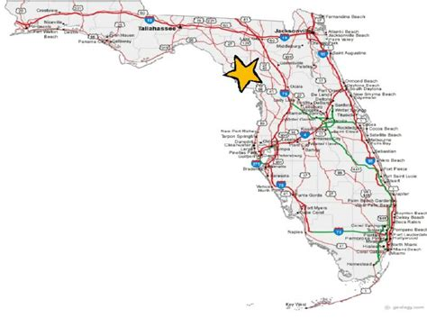 map of florida with cities florida cities search results calendar 2015
