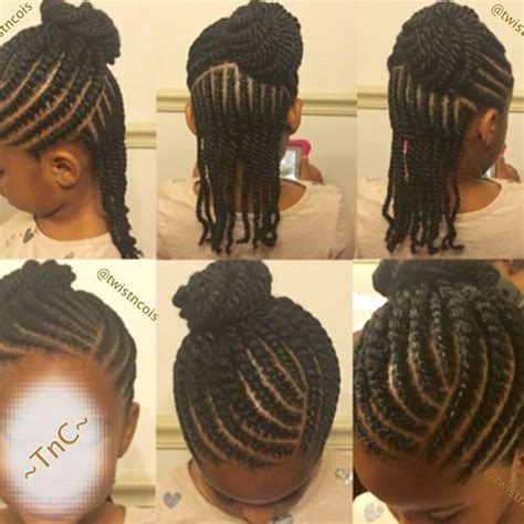 Kid Braided Hairstyles by 1523 Best Black Hair Images On