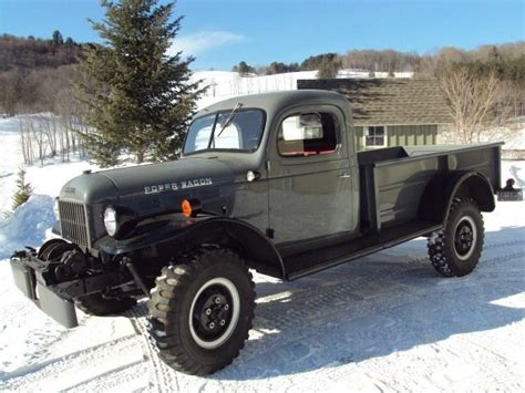 kaiser jeep lifted 120 best images about m37 power wagon kaiser etc on