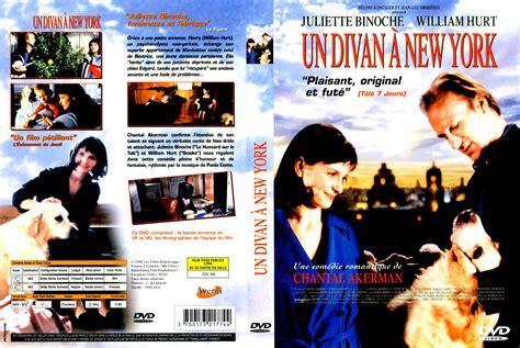 un divano a new york jaquette dvd de un divan 224 new york cin 233 ma