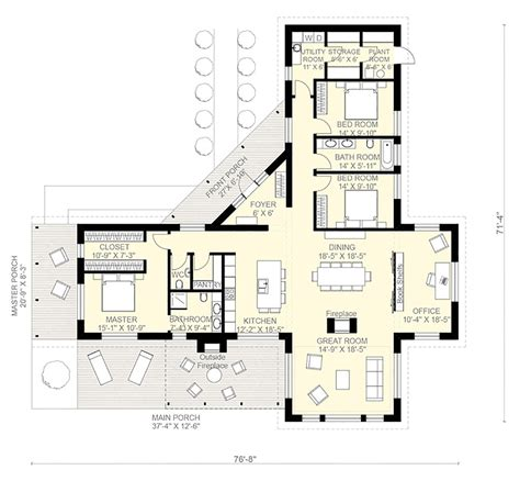 rustic home floor plans new rustic modern house plans time to build buildings