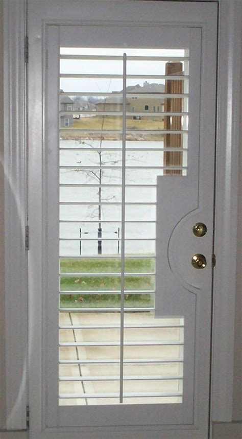 Wooden Shutters For Patio Doors 12 Best Patio Sliding Door Vertical Treatment Options Images On Pinterest Pocket Doors
