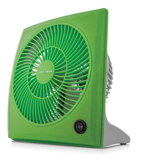 Box Fan Green Tara air 7 quot personal box fan at menards 174