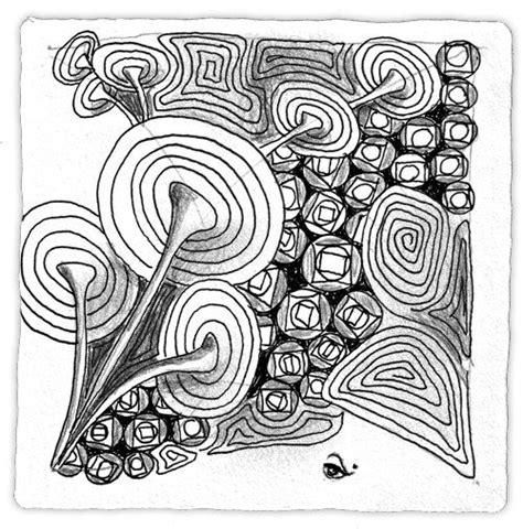 zentangle pattern enyshou 17 best images about sedgling on pinterest zentangle