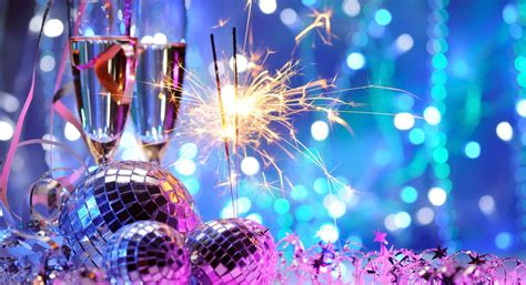 best color schemes for new years backrground events in bangalore to rock the new year