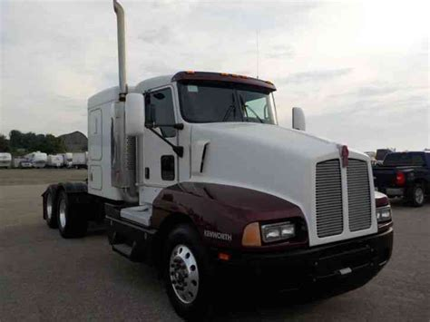 kenworth t600 price kenworth t600 2007 sleeper semi trucks