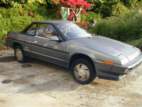 car maintenance manuals 1987 subaru xt interior lighting service manual online service manuals 1988 subaru xt transmission control service manual car