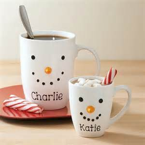 Cute Christmas Gift Ideas Girlfriend - holiday sharpie mug 7 fun ideas for a diy sharpie mug