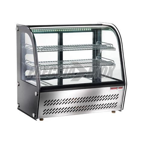 vetrinetta refrigerata da banco vetrina refrigerata per bar per brioches panini 100l