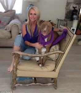 how many times has kim richards been through treatment kim richards pitbull savaged teen niece alexia so badly