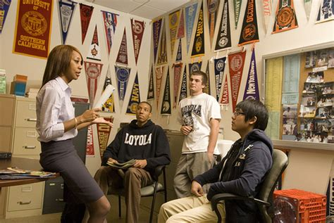 guidance counselor 10 thoughts you visiting high school as a college