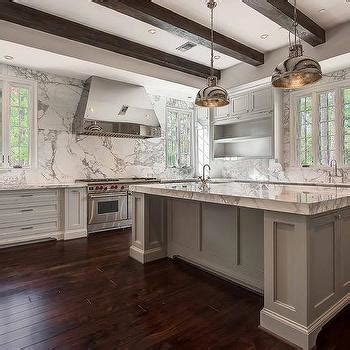 Tray Ceiling With Wood Beams Design Ideas