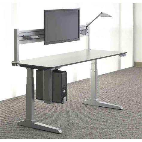 electric standing desks adjustable electric standing desk decor ideasdecor ideas