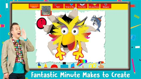 doodle maker cbeebies mister maker let s make it android apps on play