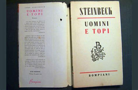 uomini e topi 8845282988 uomini e topi riassunto del romanzo di john steinbeck