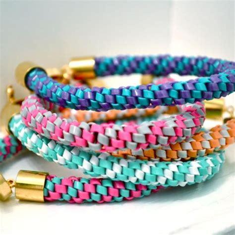 making gimp bracelets gimp bracelets memory lane 80 s 90 s pinterest