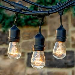 Outdoor Patio String Lights Commercial Outdoor Patio String Lights Lighting Commercial Ambiance Yard Garden Home Ebay
