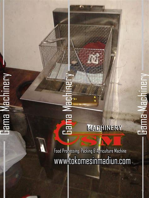 gas fryer thermometer analog otomatis toko mesin