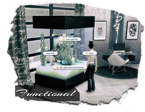 Big Lots Kitchen Furniture aquarium 187 sims 4 updates 187 best ts4 cc downloads