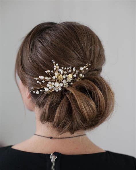 bridal hairstyles elegant chic wedding hair updos for elegant brides elegant bride