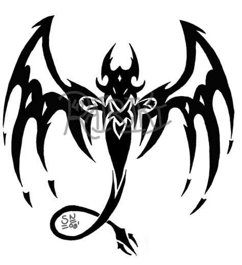 dragon tattoo design by emma the kitsune on deviantart