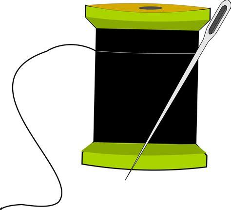 Needle Thread Clipart
