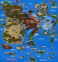 Map Of Naruto World by Gta San Andreas Naruto