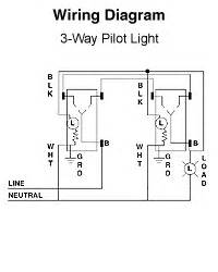 pilot light switch wiring diagram how to wire single pole light switch with pilot light terry plumbing remodel diy