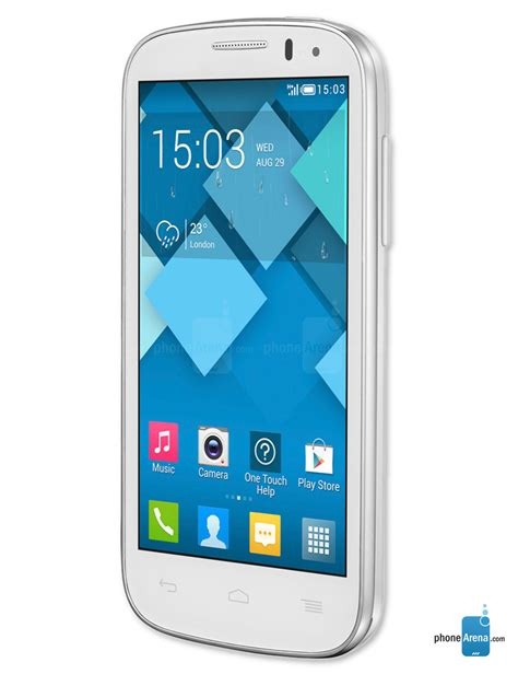 Hp Alcatel One Touch C5 alcatel onetouch pop c5 specs