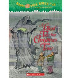 magic tree house 44 a ghost tale for christmas time by