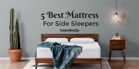 What Mattress Is Best For Side Sleepers by Best Mattresses For Side Sleepers Spine Curvature