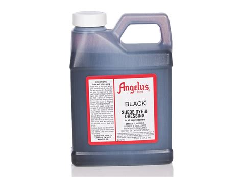 angelus paint suede angelus dyes paint black 1 pt suede dye leather