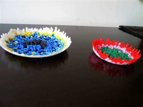 perler bead bowl perler bead bowls craftcore