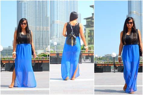 Maxi Mayang By Kero Fashion kero p tag sheer maxi skirt f f tank top oasis
