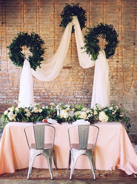 Wedding Inspiration by Organic Bohemian Wedding Inspiration 183 Ruffled