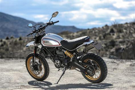 Ducati Motorrad Scrambler by Ducati Scrambler Desert Sled Test 2017 Motorrad Fotos