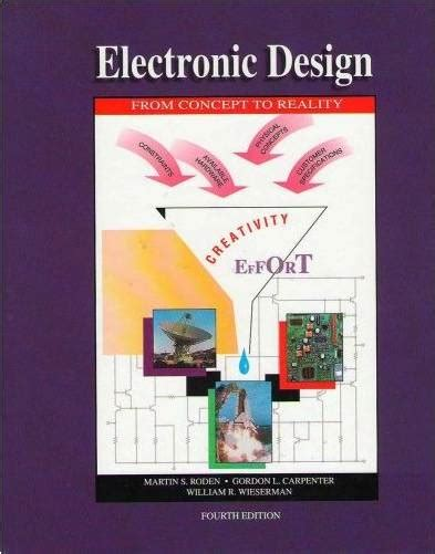 microcmos design circuits and electrical engineering books electronic design by martin s roden gordon l carpenter
