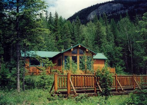 river cabin cross river cabins hotels in the kootenays audley travel