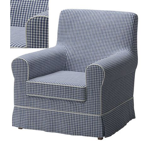 Pattern For Armchair Covers Ikea Ektorp Jennylund Armchair Slipcover Cover Norraby