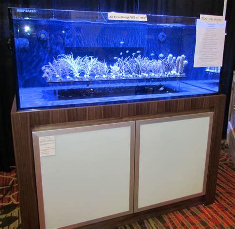 Solid Wood Aquarium Cabinets by Reef Savvy Raffling A Masterpiece Aquarium With Solid